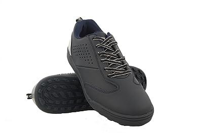 Zerimar Scarpe da Golf da Uomo | Scarpe Sportive da Uomo | Calzature Sportive per Il Golf | Scarpa Sportiva da Uomo in Pelle | Scarpe Sportive Golf |