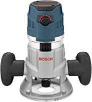 Bosch MRF23EVS-RT 2.3 hp Fixed-Base Router (Renewed)