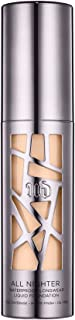 product image for Urban Decay All Nighter Liquid Foundation, 0.5 Fair Porcelain - Flawless, Full Coverage for Oily & Combination Skin - Matte Finish - Waterproof & Transfer-Resistant - 1.0 fl oz