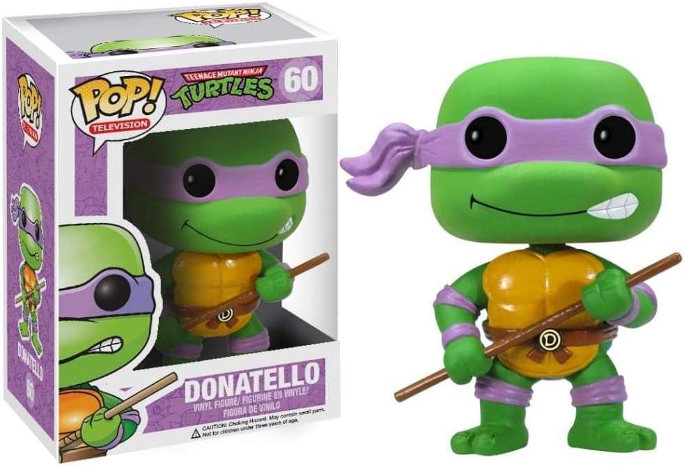 Amazon.com: Funko POP Teenage Mutant Ninja Turtles Figure ...