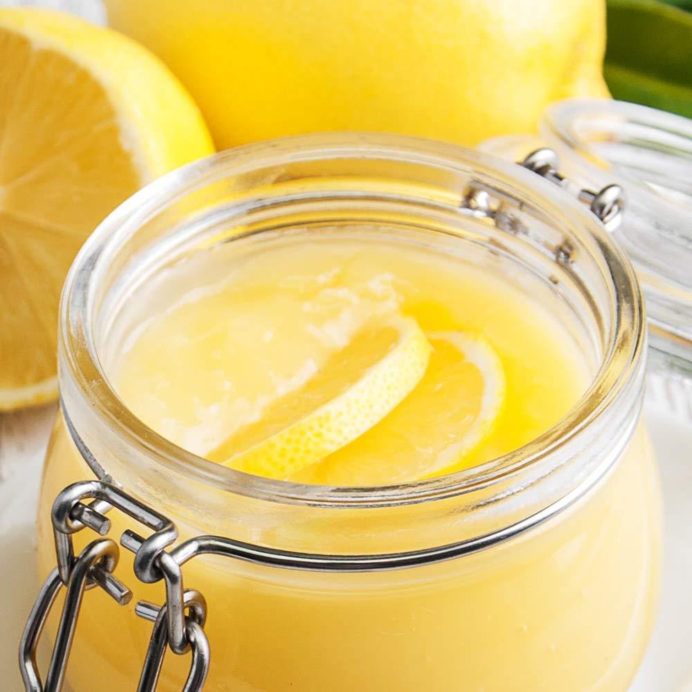Prozis 100% Real Whey Protein, Suplemento Puro en Polvo con un Perfil Completo de Aminoácidos y Rico en BCAA, Mousse de limón - 1000 g