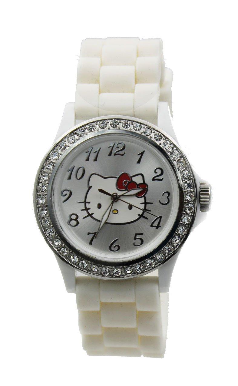 Sanrio Hello Kitty Women's HK2068 White Watch