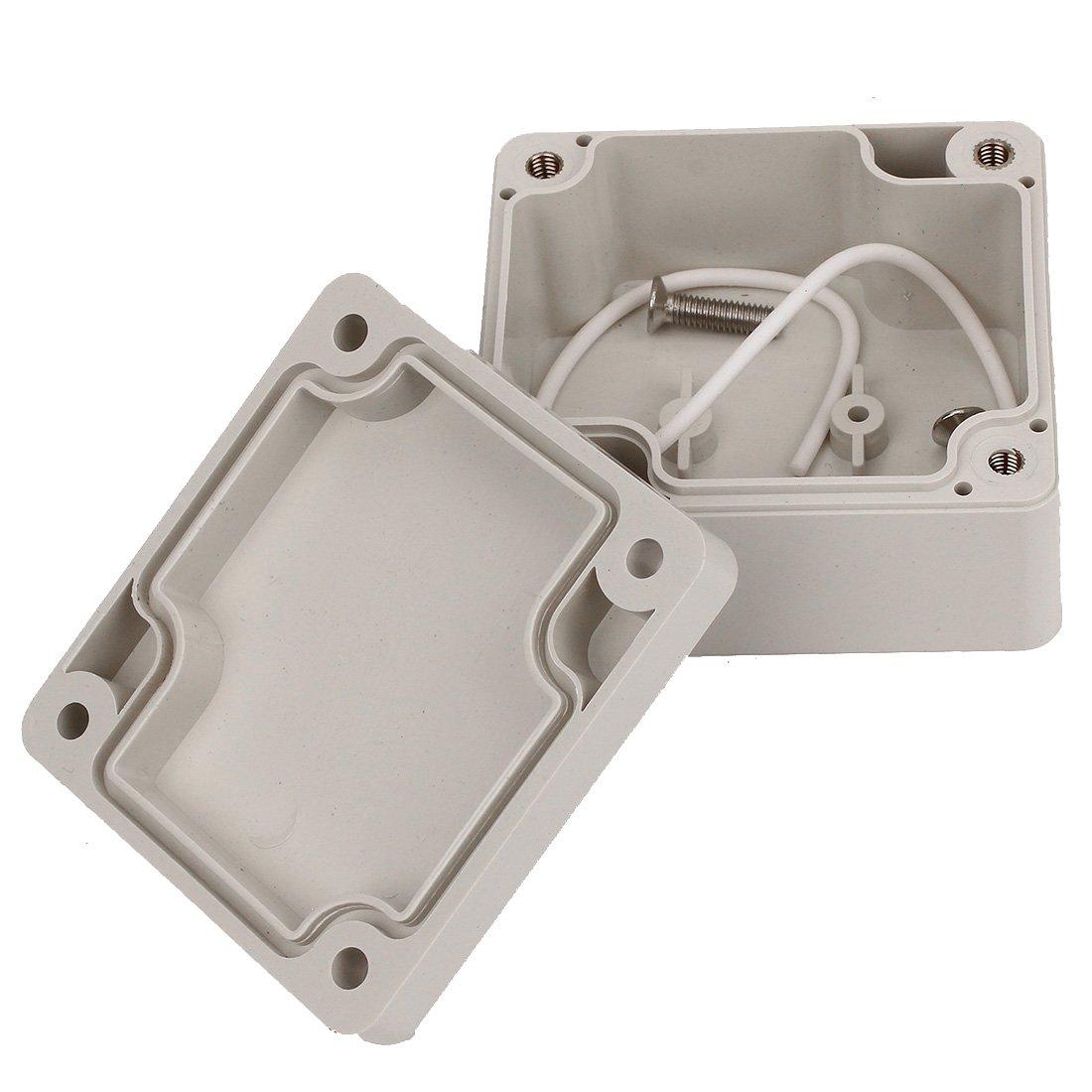 EPNT Bo/îte de d/érivation /électrique /étanche en plastique 65 x 58 x 35 mm
