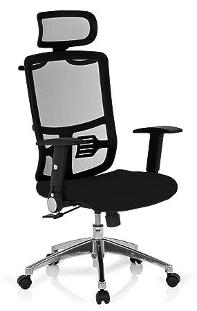 Hjh Noir 653700 Office De Chaise Cayen Avec Pivotant BureauSiège rdxeWoCB