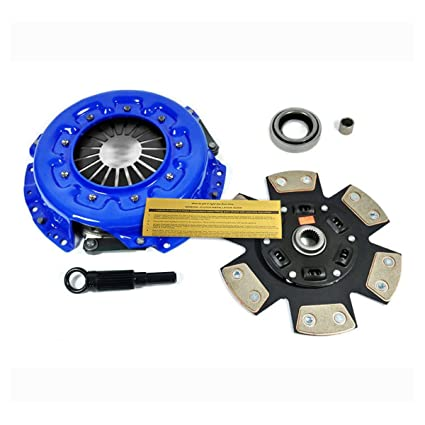 Amazon.com: EF STAGE 3 CLUTCH KIT for JDM NISSAN 240SX SILVIA S13 S14 S15 2.0L TURBO SR20DET: Automotive