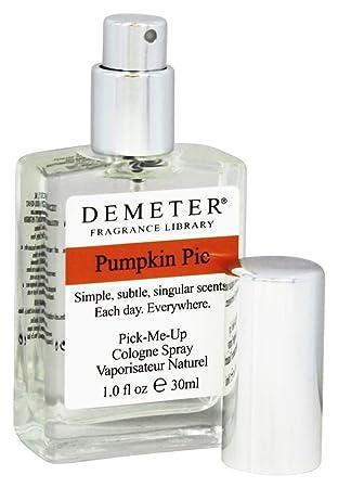 Demeter Cologne Spray, Pumpkin Pie, 1 oz.