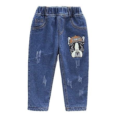 Weentop Pantalones de chándal de Invierno con Forro de algodón de ...
