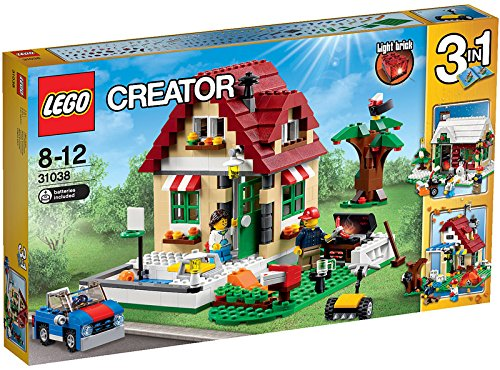 LEGO Creator – Casa Ideal, multicolor (31038)