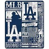 Los Angeles Dodgers 50x60 Fleece Blanket - Strength Design
