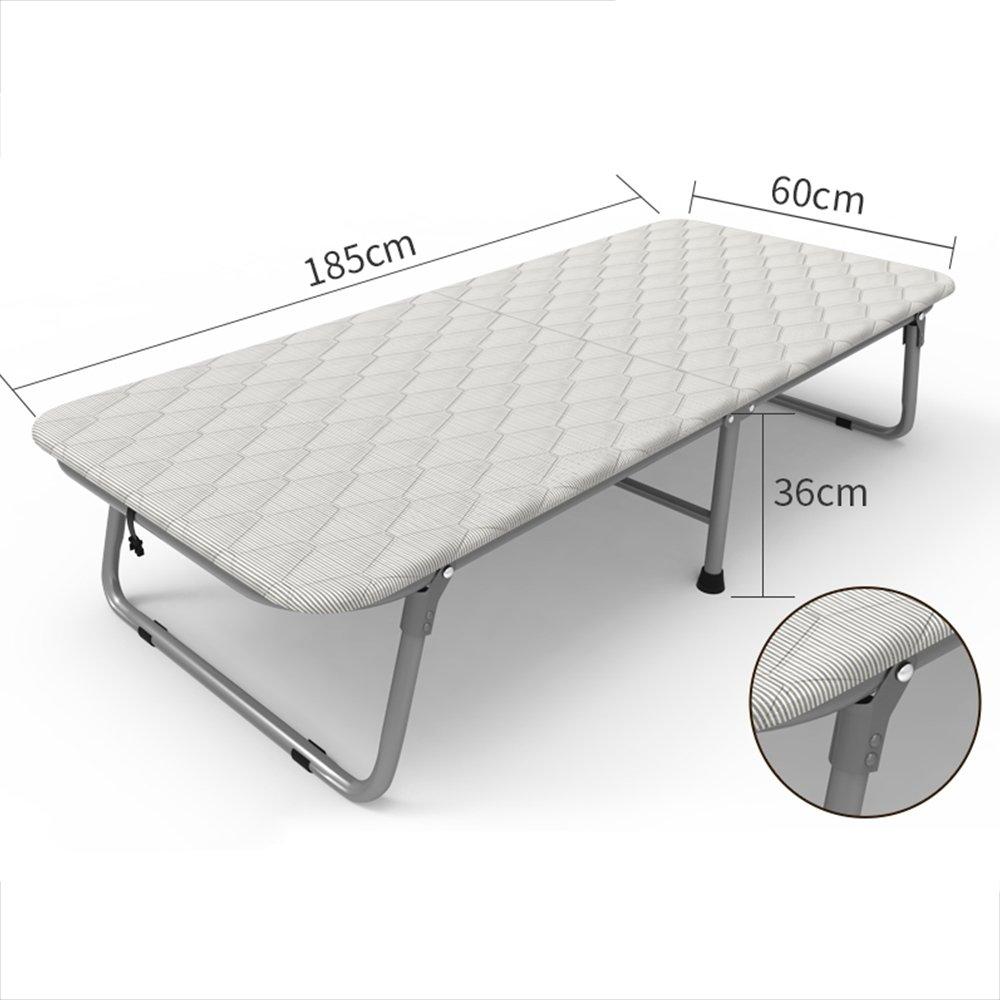 Home & Style XL Campingbett Feldbett 185 cm x 60 cm - Belastbarkeit bis 250 kg