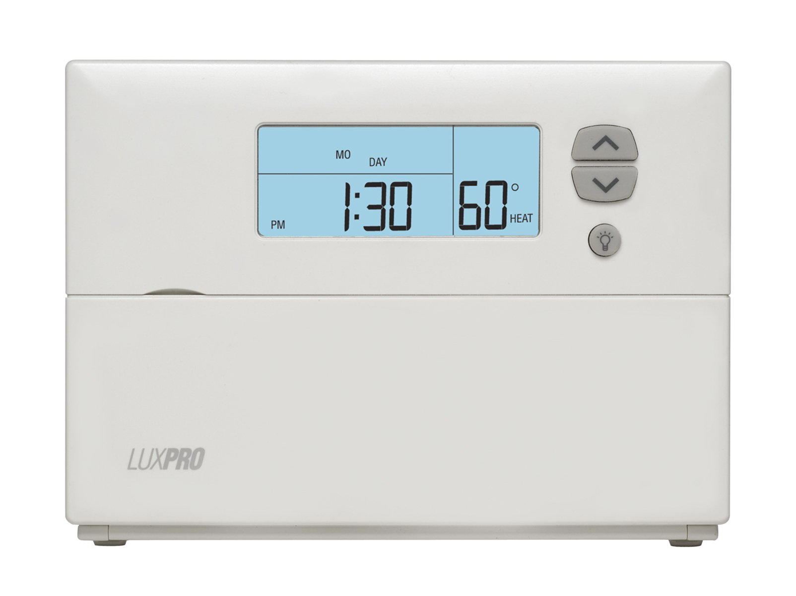 LuxPRO PSPA711 Auto Changeover Deluxe Programmable Thermostat by LuxPro (Image #1)
