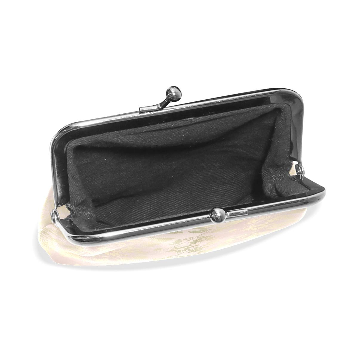 Advanced Rose Gold Pink Fashion Womens Classic Exquisite Vintage Coin Purse