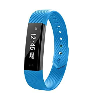 Amazon.com: tradekmk pulsera inteligente Fitness Tracker ...