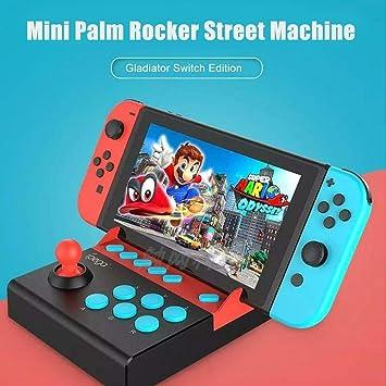 Arcade Fighting Stick Compatible con Nintendo Switch, Joystick Fightstick, Controlador Joystick Mando para Juegos de Lucha para NS Switch: Amazon.es: Electrónica