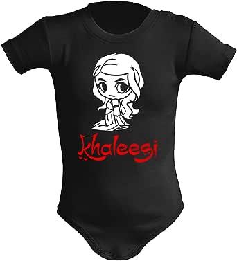 ClickInk Body bebé unisex Soy una Khaleesi (Juego de