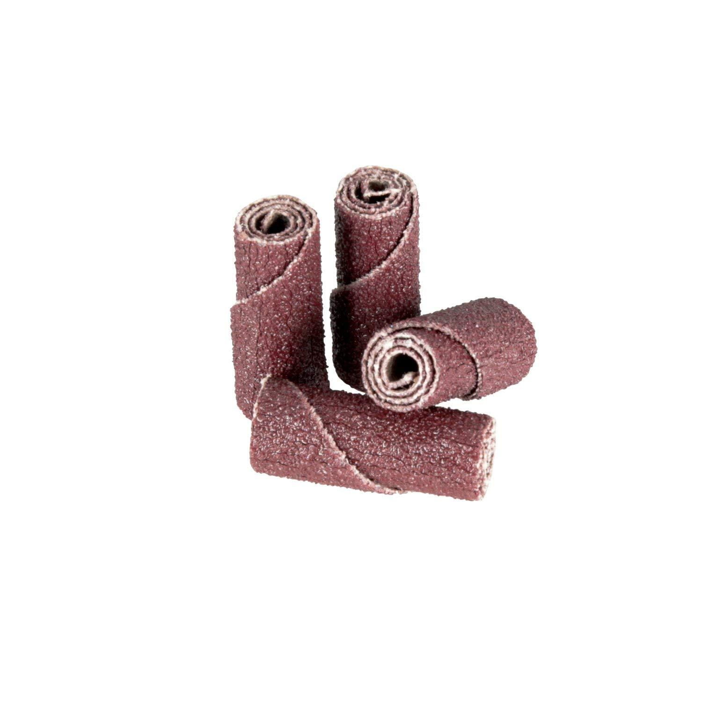 3M  Cartridge Roll 341D 1//2 Diameter x 1-1//2 Length Straight 80 Grit Pack of 100