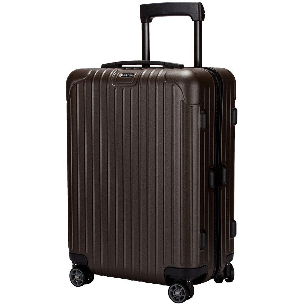 [ リモワ ] RIMOWA サルサ 37L 4輪 810.53.38.4 キャビンマルチホイール キャリーバッグ マットブロンズ SALSA Cabin MultiWheel スーツケース [並行輸入品] B06Y1YBGC3