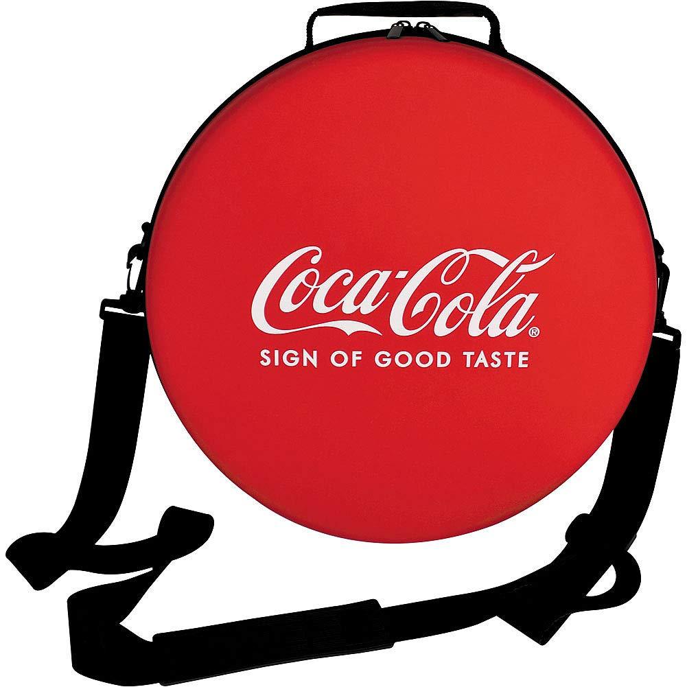 Amazon.com: Coca Cola - Mesa giratoria retro con altavoz ...