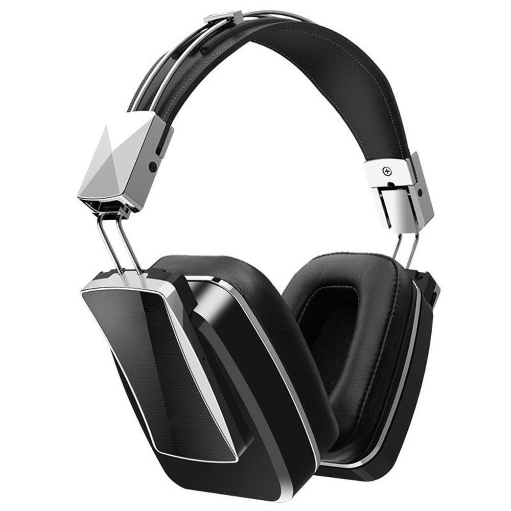 DUHOULI Auriculares Bluetooth Inalámbricos Activos con Cancelación De Ruido Junior ANC Edition Alrededor De Los Auriculares con Oreja Negro: Amazon.es: ...
