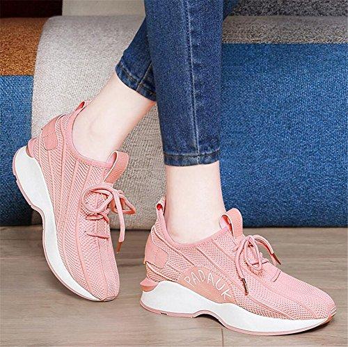 da Gym Donna Shock Scarpe Trainers Sneakers Antiscivolo Sports Donna New Summer Suole Exing Leggere Absorption da Fall Un Scarpe Traspiranti v6qEdawxw