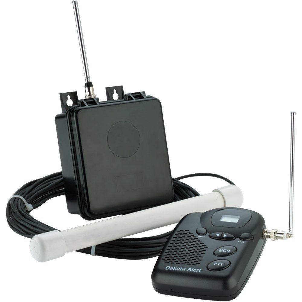 Dakota Alert MURS Wireless Vehicle Sensor, Black (MAPS BS Kit)