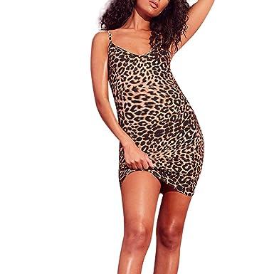 c32ef858907 Femme sans Manches Casual Slim Chic Robe De SoiréE Gilet Robes Sexy Col V  Robe Maternité