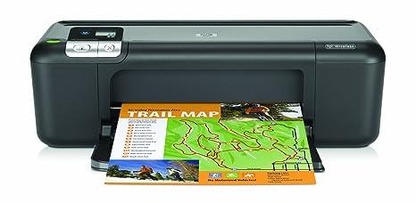 HP Impresora HP Deskjet D5560 - Impresora de tinta (8 ppm, 21 ppm ...
