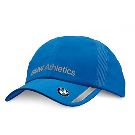 Original de BMW Athletics Puma – Gorra, diseño de – Royal azul