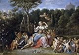 Amazing Paint on Canvas Without Stretch and Without Frame ,Teniers David El jardin de Armida 1628 30 , is the best gift for your relatives, or girl friend and boy friend. That is also for Bar, Basement, Bathroom, Bedroom, Dining Room, Foyer, ...