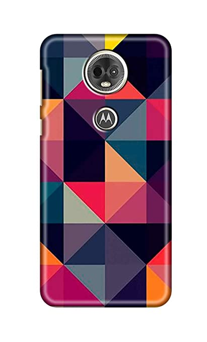sports shoes d8c20 862fe Zapcase Printed Back Cover For Motorola Moto E5 Plus