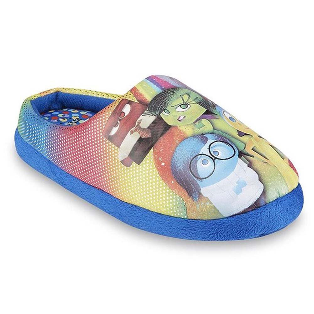 Disney Pixar Big Girls Inside Out Slippers (11/12)