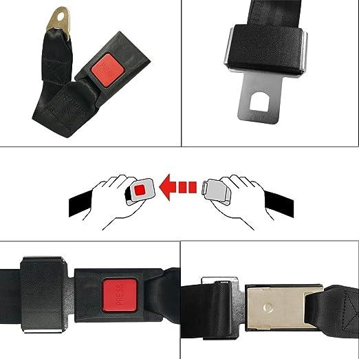 Amazon.com: Cinturón de seguridad para asiento de grifo ...
