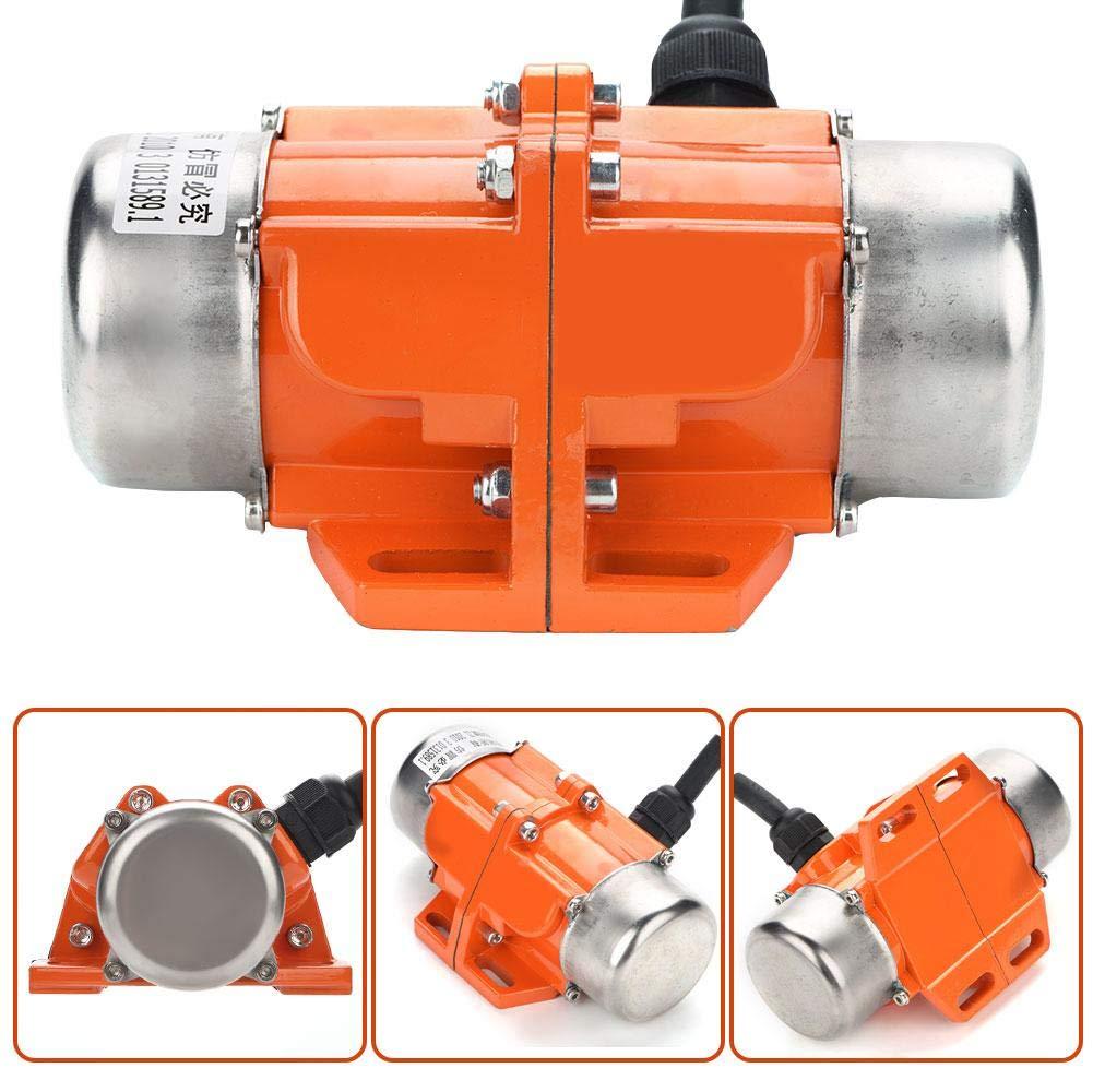 1phase,70W 1//3 Phase Vibrator Vibrationsmotor Asynchroner Vibrationsmotor f/ür mechanische Ger/äte 3000 U//min