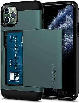 Spigen Slim Armor Cs Kompatibel Mit Iphone 11 Pro Elektronik