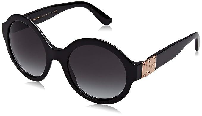 Dolce & Gabbana 0DG4331 Gafas de sol, Black, 53 para Mujer ...