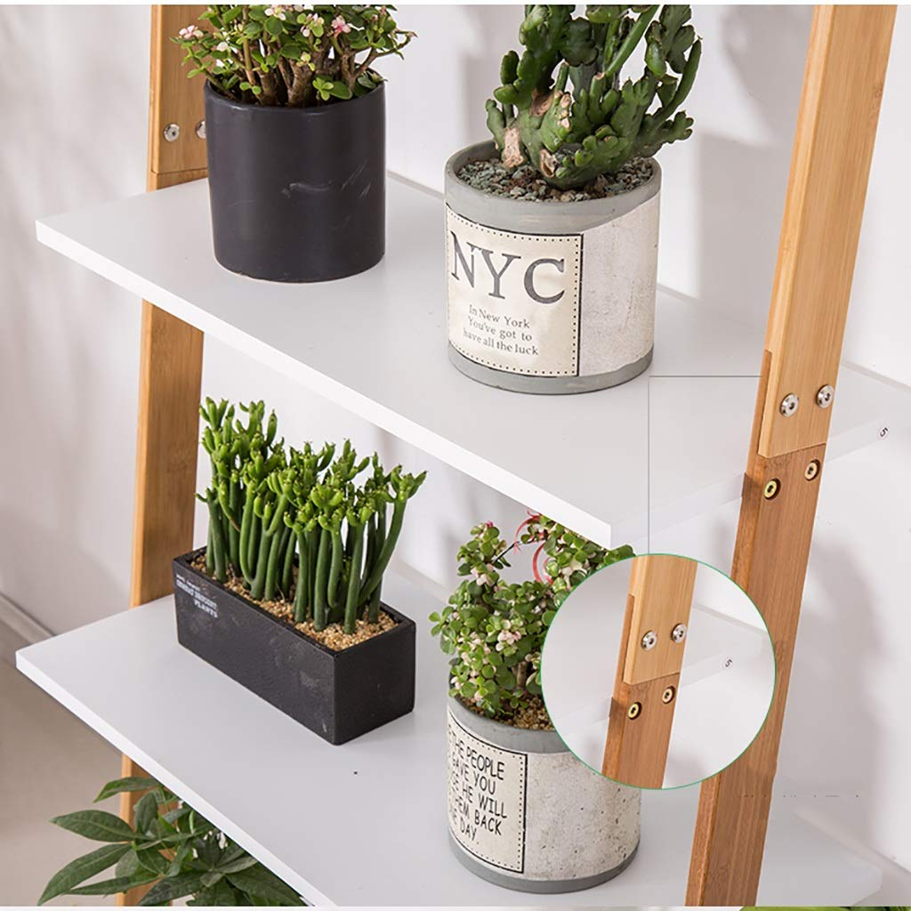 Puesto de plantas Soporte de flores para interiores en el piso ...