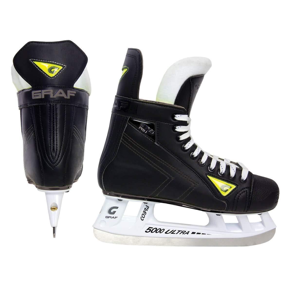 GRAF G755 プロ ホッケー スケート サイズ7.5R