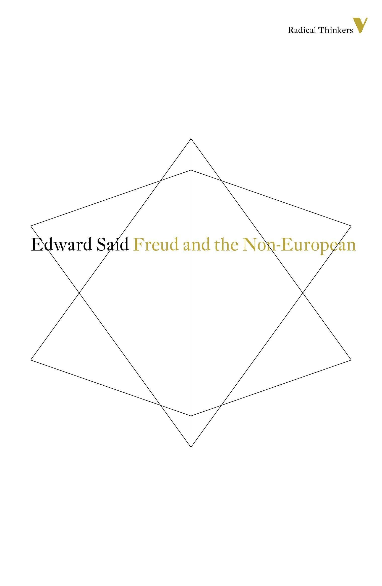 Freud And The Non-European (Radical Thinkers) pdf epub