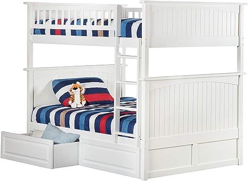 Atlantic Furniture Nantucket Bunk Bed