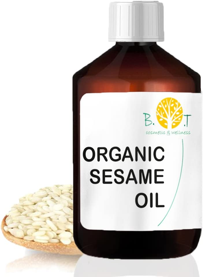 Aceite de Sésamo BIO (100 ml)