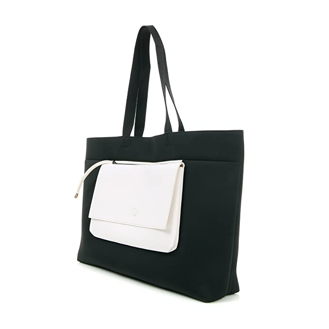 Amazon.com: t.b.t. Women s Fashion y negro bolsas de ...