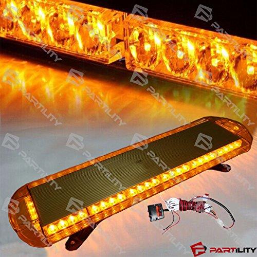 813 Six Light - 30 inch 56 LED Emergency Warn Truck Strobe Tow Light Bar Roof
