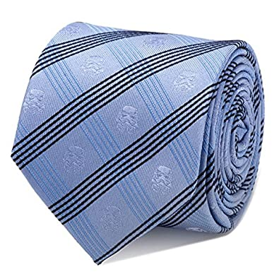 Corbata Star Wars Stormtrooper Blue Plaid Tie: Amazon.es: Joyería