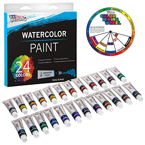 Art Supply Professional Color Watercolor