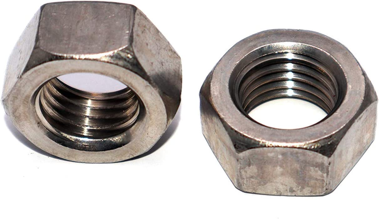 Sechskantmuttern M16 DIN 934 10 St/ück Edelstahl V2A Muttern A2-70