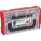 Fischer FIXtainer - SX-Dübel und Schrauben-Box, 210 teilig, 532891