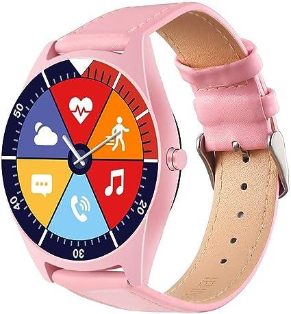 Amazon.com: R99 Reloj inteligente de pulsera para mujer ...