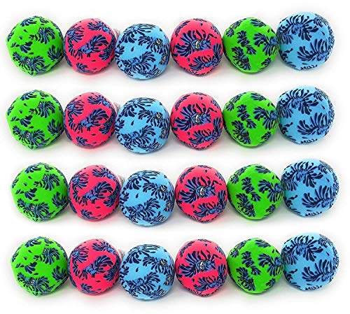 4E's Novelty Water Balls Pack of 24 3 inches Bright Colors