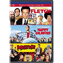 Fletch / Happy Gilmore / Mallrats Triple Feature