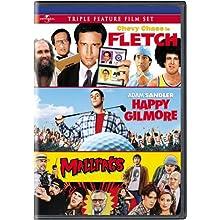 Fletch / Happy Gilmore / Mallrats Triple Feature (1985)